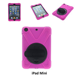 Apple Hot Pink Back Cover Tablet for iPad Mini