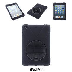 Apple Back Cover Tablet Noir pour iPad Mini
