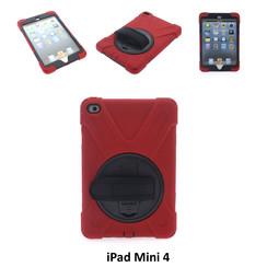 Apple Rood Back Cover Tablet voor iPad Mini 4