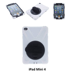 Apple White Back Cover Tablet for iPad Mini 4