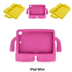 Apple Pink Back Cover Tablet for iPad Mini