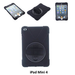 Apple Zwart Back Cover Tablet voor iPad Mini 4