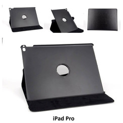 Apple Black Book Case Tablet for iPad Pro 12.9
