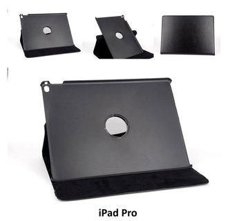 Book case voor iPad Pro 12.9 (2016) - Zwart