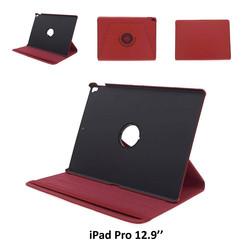 Apple Rood Book Case Tablet voor iPad Pro 12.9 inch