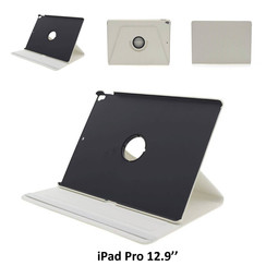 Apple White Book Case Tablet for iPad Pro 12.9 inch