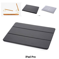 Apple Black Book Case Tablet for iPad Pro