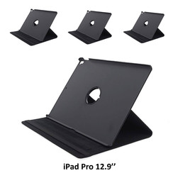 Apple Black Book Case Tablet for iPad Pro 12.9 inch