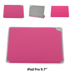Apple Hot Pink Book Case Tablet for iPad Pro 9.7 inch