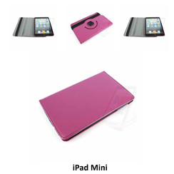 Apple Purple Book Case Tablet for iPad Mini