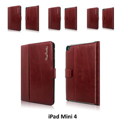 Apple Rood Book Case Tablet voor iPad Mini 4
