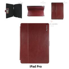 Apple Rood Book Case Tablet voor iPad Pro