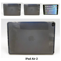 Apple Transparant Back Cover Tablet voor iPad Air 2