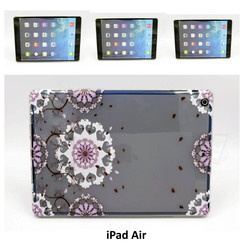 Apple Print Back Cover Tablet voor iPad Air