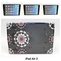 Apple Print Back Cover Tablet for iPad Air 2