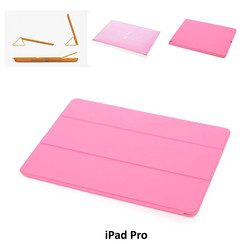 Apple Pink Book Case Tablet for iPad Pro