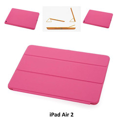 Apple Roze Book Case Tablet voor iPad Air 2
