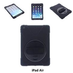 Apple Zwart Back Cover Tablet voor iPad Air