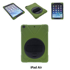 Apple D Green Back Cover Tablet for iPad Air