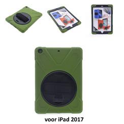 Apple D Grun Back Cover Tablet für voor iPad 2017