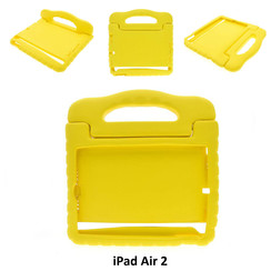 Apple Yellow Back Cover Tablet for iPad Air 2