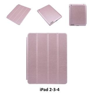Apple Rose Gold Book Case Tablet voor iPad 2-3-4
