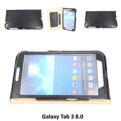Samsung Black Book Case Tablet for Galaxy Tab 3 8.0