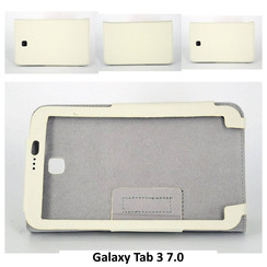 Samsung Tablet Housse Blanc pour Galaxy Tab 3 7.0
