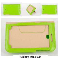 Samsung Groen Book Case Tablet voor Galaxy Tab 3 7.0