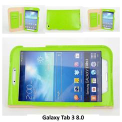 Samsung Groen Book Case Tablet voor Galaxy Tab 3 8.0