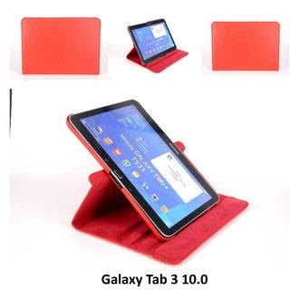 Samsung Rood Book Case Tablet voor Galaxy Tab 3 10.0