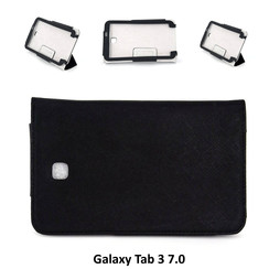 Samsung Black Book Case Tablet for Galaxy Tab 3 7.0