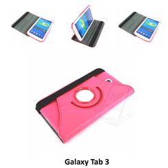Samsung Roze Book Case Tablet voor Galaxy Tab 3