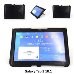 Samsung Black Book Case Tablet for Galaxy Tab 3 10.1