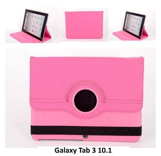 Samsung Roze Book Case Tablet voor Galaxy Tab 3 10.1