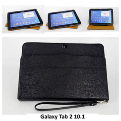 Samsung Black Book Case Tablet for Galaxy Tab 2 10.1