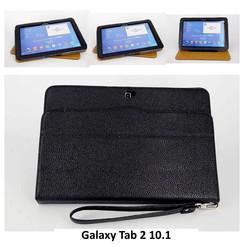 Samsung Tablet Housse Noir pour Galaxy Tab 2 10.1
