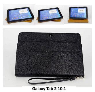 Samsung Zwart Book Case Tablet voor Galaxy Tab 2 10.1