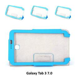 Samsung Blauw Book Case Tablet voor Galaxy Tab 3 7.0