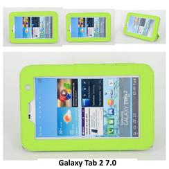 Samsung Groen Book Case Tablet voor Galaxy Tab 2 7.0