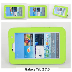 Samsung Tablet Housse Vert pour Galaxy Tab 2 7.0