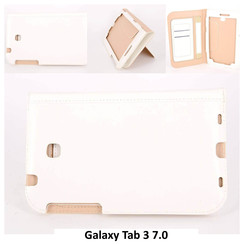 Samsung White Book Case Tablet for Galaxy Tab 3 7.0