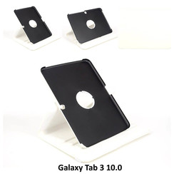 Samsung White Book Case Tablet for Galaxy Tab 3 10.0