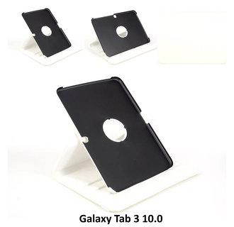 Samsung Wit Book Case Tablet voor Galaxy Tab 3 10.0