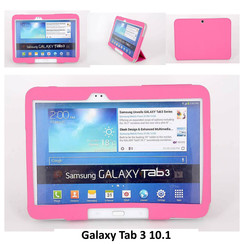 Samsung Tablet Housse Rose pour Galaxy Tab 3 10.1