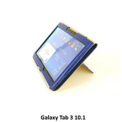 Samsung Tablet Housse Bleu pour Galaxy Tab 3 10.1