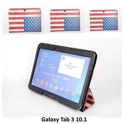 Samsung Print Book Case Tablet voor Galaxy Tab 3 10.1