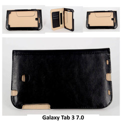 Samsung Tablet Housse Noir pour Galaxy Tab 3 7.0