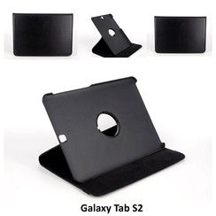 Samsung Black Book Case Tablet for Galaxy Tab S2
