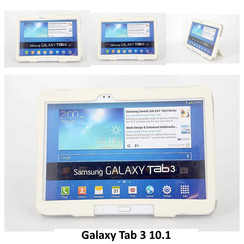 Samsung White Book Case Tablet for Galaxy Tab 3 10.1